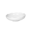 9644 Wholesale Custom Hot sale best quality melamine tableware White Plate Kitchen Plates for Restaurant  009