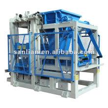 Máquinas de fabricação de blocos de pavimentação