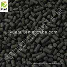 4mm granulés charbon actif pour filtre à air