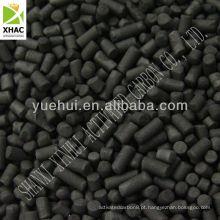 Pele de 4mm Carvão ativado para filtro de ar