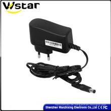 Wechselstrom-Adapter 12V 1A / Wand-Ladegerät-Durchlauf FCC Ce RoHS-Zertifikat