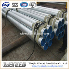 API seamless galvanized steel pipe