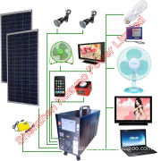 300W Solar Power Generator for Computer and Laptop (HY-B300180)