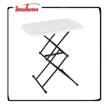 Adjustable Foldable Picnic Plastic Table