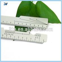 Règle optique PD PD pour mesurer la distance de l'élève