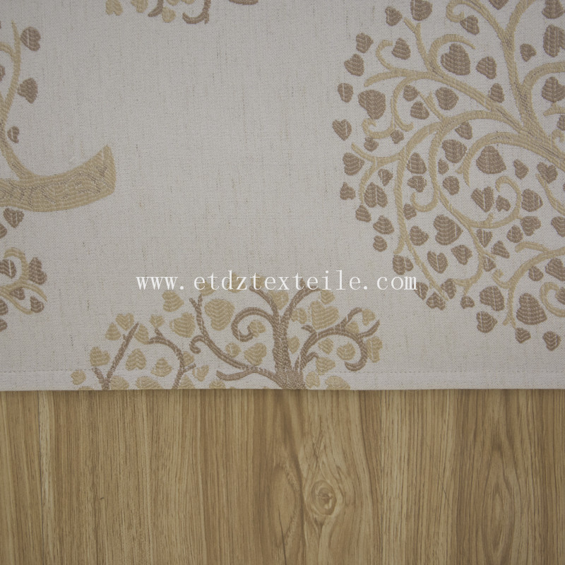Tree of Life Curtain Design FR2055