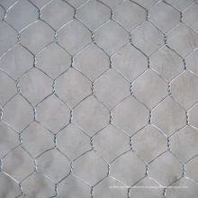 Malla de alambre hexagonal galvanizada 2015 del mejor precio