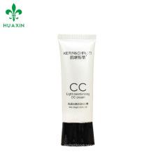 Cosméticos Uso y serigrafía cc crema Tipo cosmético tubo de plástico