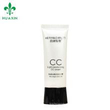 Cosmetics Usage and screen printing cc cream Cosmetic Type plastic tube