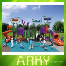 Usine chinoise Aire de jeux Arky amusement extérieur pour enfants