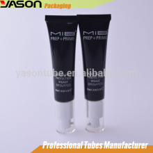 Tubos de plástico comprimido de la bomba sin aire para el envase de los cosméticos