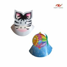 New Coming Cool Fashion Paper Hat For Halloween