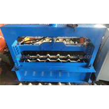 Máquina formadora de rolos de chapa metálica
