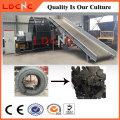 Лома/отходы/использованные покрышки Шредера Рециркулируя машину с резиновый производственная линия порошка