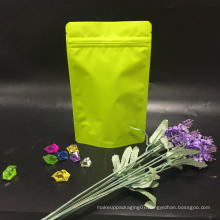 250g Matt Single color Stand Up Pouches