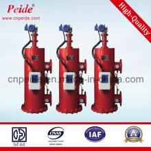 Equipamento automático do tratamento da água da sucção do tipo para a filtração da água
