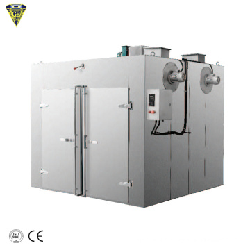 fresh cassava fish flour dry leaves hot air circulation drying oven