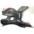 Pièces de fibre de carbone de moto Couverture de Swingarm pour Mv Agusta F4