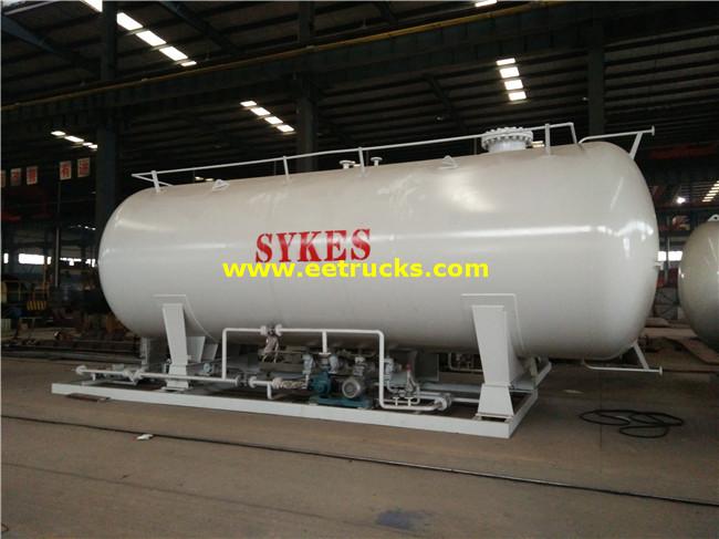 25000 Litres LPG Skid Plants