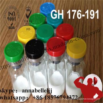 Perda de peso Péptido de crescimento humano Fragmento de H-Gh 176-191 para massa muscular