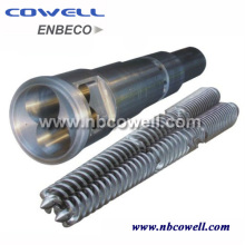 Twin Screw Barrel for Plastic Machinery