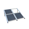 Solar Panel Structure for Roof