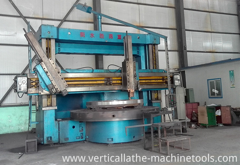 Vertical CNC Machines