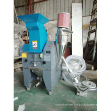 Immediately Recycling Crusher for Injection Sheets