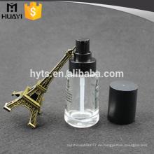 Flüssige Grundierungsflasche 30ml mit Pumpe für Gesichtscreme