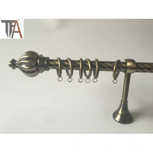 Classic Curtain Rod for Decoration Iron Curtain Pipe