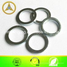 Rondelle en acier non Standard rondelle plate 17 X 24 X 2