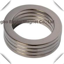 Imán de neodimio de gran anillo utilizado para altavoces de coche