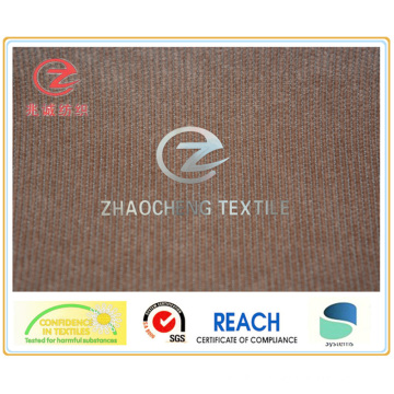 16W N/P Corduroy Bonded Fabric (ZCCF032)