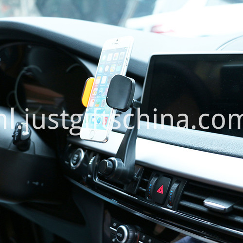 Auto Rotatable Air Vent Phone Holder
