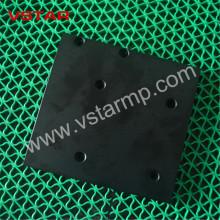 Fraiseuses de précision de haute qualité pièces usinées avec plaqué Vst-0991