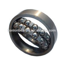 Roulements à billes à haute précision en acier chromé GCr15 Série à roulement à billes à deux rangées