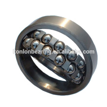 High Precision Self-aligning Ball Bearings Chrome steel GCr15 Double Row Ball Bearing Series