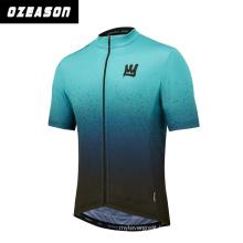 Professional High Quality Short Sleeve Men Pullover Custom Cycling Jerseys