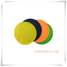 Hundesilikon-Frisbee für Werbegeschenke (OS02074)