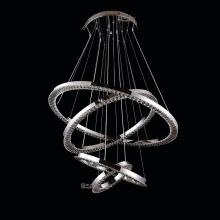 Pièces de lustre en cristal waterford K9 3 anneaux