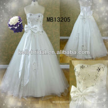 Last A-line princess wedding dress in Wedding Dresses from China