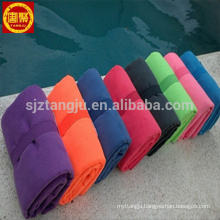 Factory price providing wholesale microfiber suede towel for beach travel sports Factory price providing wholesale microfiber suede towel for beach travel sports gym
