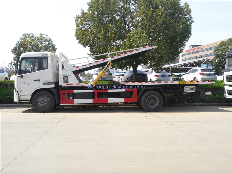 Cheapest Towing Truck 4