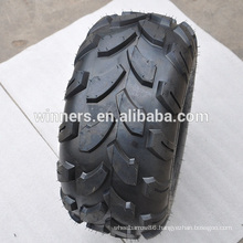 solid tubeless 18x9.50-8 atv tires