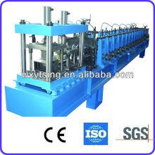 YTSING-YD-00007 Vollautomatische C-Pfetten-Walzenformmaschine / Stahl-C-Purlin-Making-Maschine