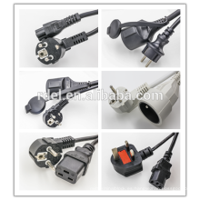 EU Power Cables/VDE PLUG