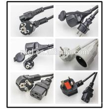 Câbles d'alimentation UE / VDE PLUG