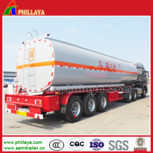 Carbon Steel Oil Tanker Trailer with Volume