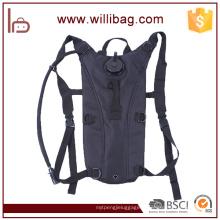 Sac à dos de vessie d'eau de 600D Oxford TPU sac à dos d'hydration de coutume militaire de 3L