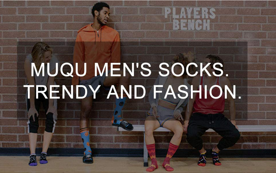 casual socks mens crew
